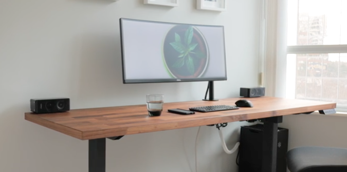 14 Unique DIY Desks That's Perfect For You! - Home Stratosphe