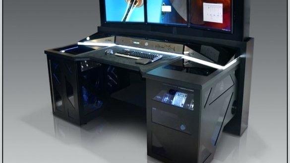 Brilliant Unique Computer Desk For Sale Idea Tikspor Home Design .