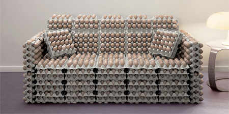 Creative and Unusual Sofa Desig