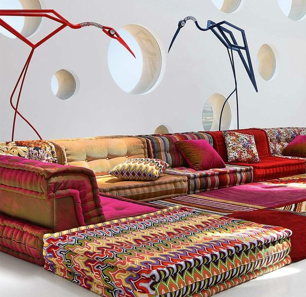 Unusual Sofa and Futon Designs You Should T