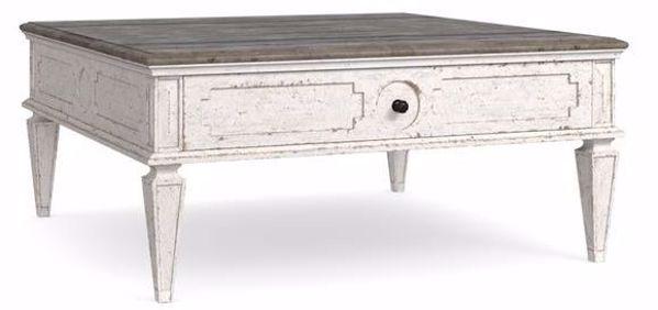 BASSETT VERONA COCKTAIL TABLE | Adcock Furniture & Desi
