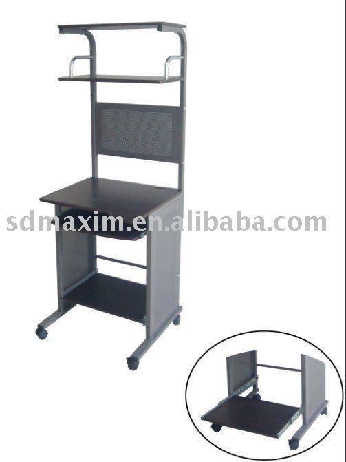 vertical computer desk - Google Search | Desk, Moms pla