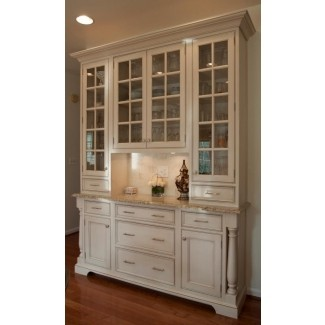 Sideboards And Buffets With Glass Doors - Ideas on Fot