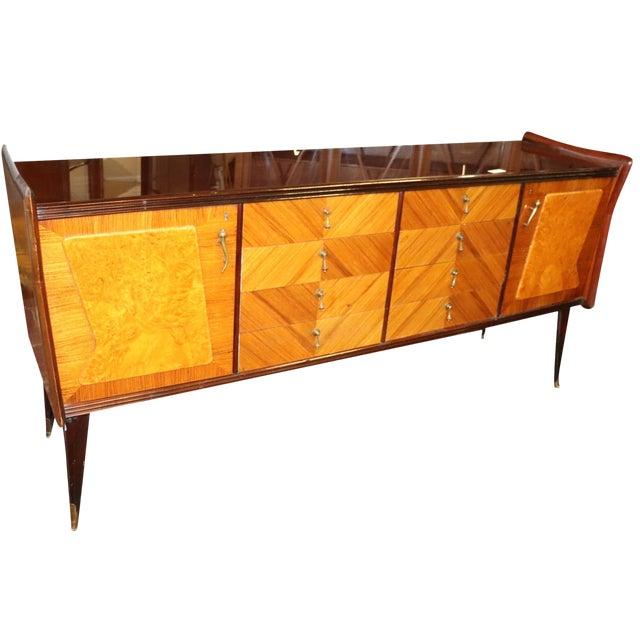 1950s Vintage Italian Modern Sideboard | Chairi