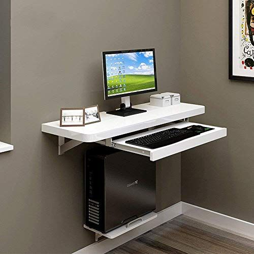ZND Lazy Table Folding Table Wall Mount Desktop Pc Pc Laptop Table .