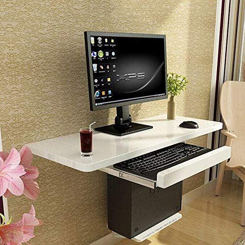 ZYY Folding Table Desktop Paint Computer Desk Three-Piece Suit .