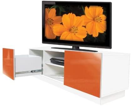 Amazon.com: Contempo Space Addison TV Stand - Dual Oversized .