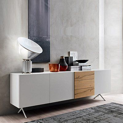 Contemporary long unique design sideboard Contempt by Orme in 2020 .