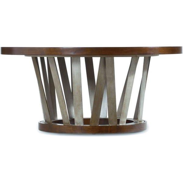 "Shop Hooker Furniture 5065-80111 42"" Diameter Hardwood Coffee ."
