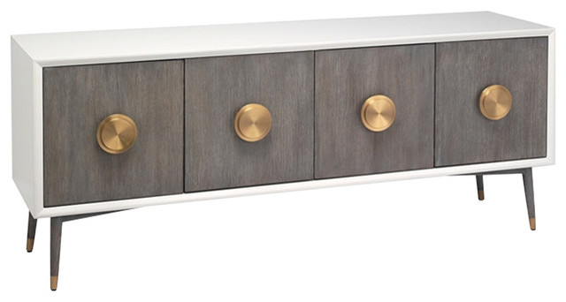 Desire Credenza - Midcentury - Buffets And Sideboards - by HedgeApp