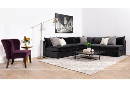 Marcel 3 Piece Sectional By Nate Berkus And Jeremiah Brent .