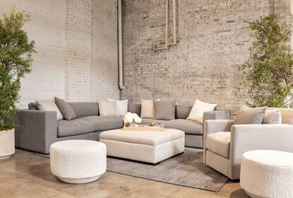 Whitley 3 Piece Sectional By Nate Berkus & Jeremiah Brent | Living .