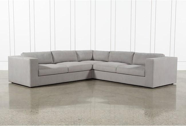 Whitley 3 Piece Sectional Sofa By Nate Berkus & Jeremiah Brent .