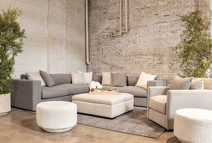 Whitley 3 Piece Sectional By Nate Berkus & Jeremiah Brent | 3 .