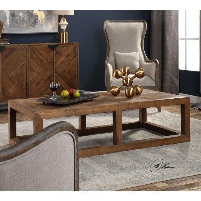 Wyatt Coffee Table Uttermost | Furniture Ca