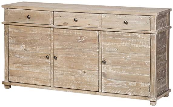 Amazon.com - West End Wyatt Reclaimed Pine Sideboard - Buffets .