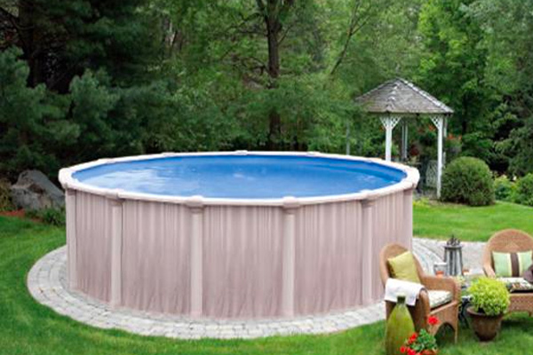 Above-Ground Pools in Connecticut, CT - Treat's Pools & Sp