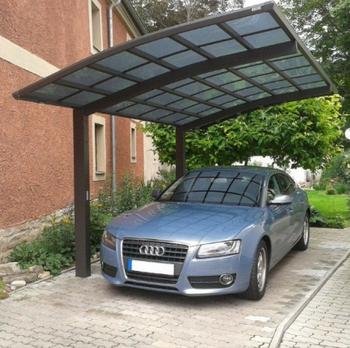 Aluminium Free Standing Carport With Pc Board - Buy Pc Board .