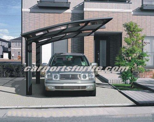 Aluminium carport with polycarbonate sheet roof|aluminium .