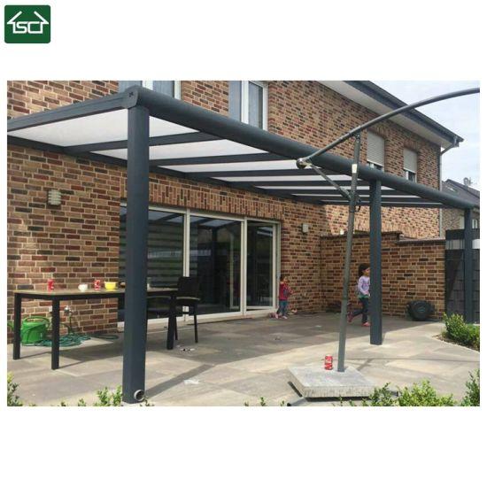 China Garden Aluminium Carport Polycarbonate Roof Sheet Carport .