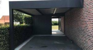 Carport Aluminium | TORI Portails | Carport designs, Carport .