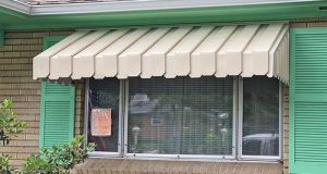Aluminum Window Awnings | General Awnin