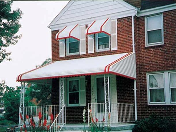 Aluminum Awnings Baltimore MD | Aluminum Awnings Washington