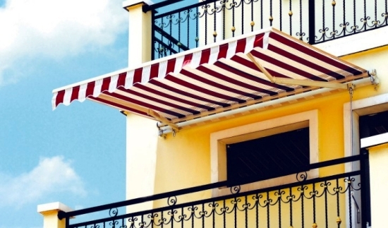 The matching awnings for balcony select – 17 beautiful design .