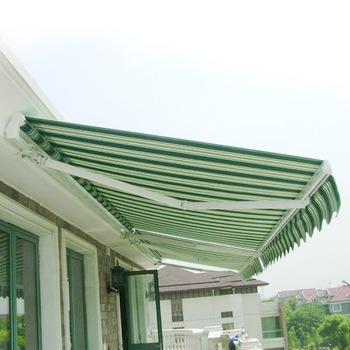 Modern design Aluminum retractable awning mechanism, View .