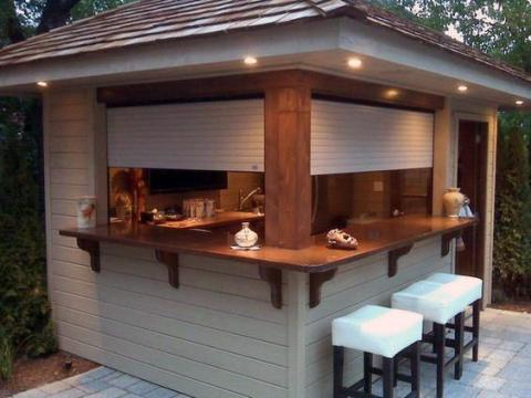He-Shed, She-Shed, Bar-Shed: The Rise of the Custom Hobby Shed .
