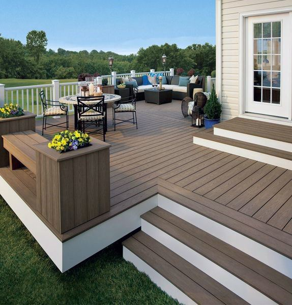 Top 60 Best Backyard Deck Ideas - Wood And Composite Decking .