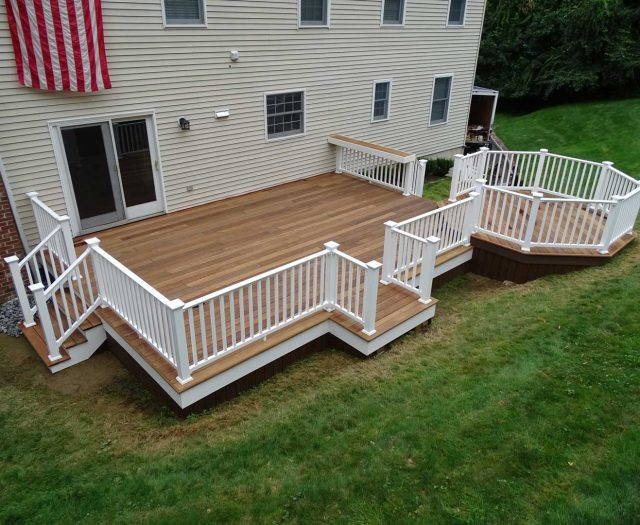 Outdoor Living Space Products for Sale | Outdoor Decks & Railin