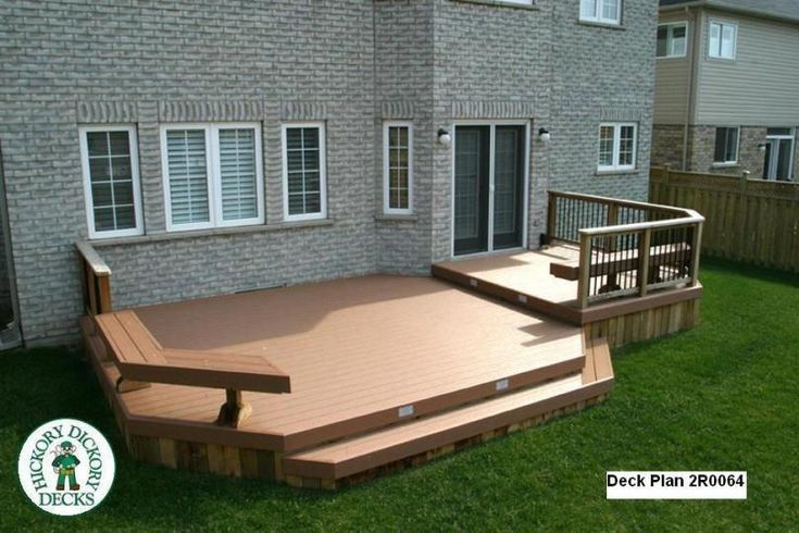 Multi Level Decks Design and Ideas #deckbuildingcost – 2019 .
