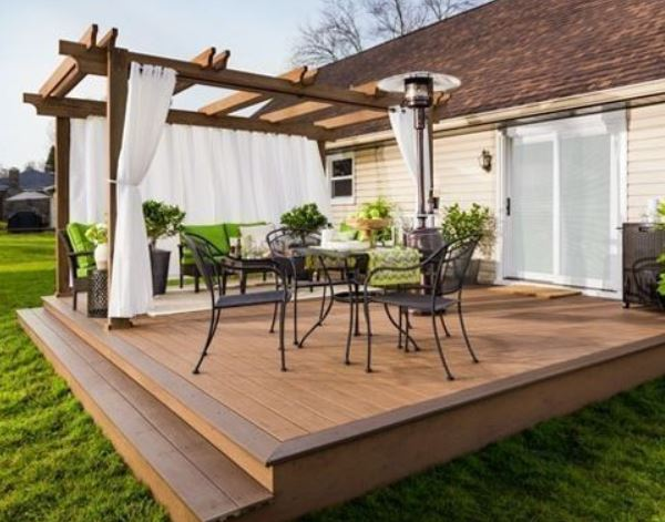 Backyard Deck Ideas: 28+ DIY Designs for Affordable Home Improveme
