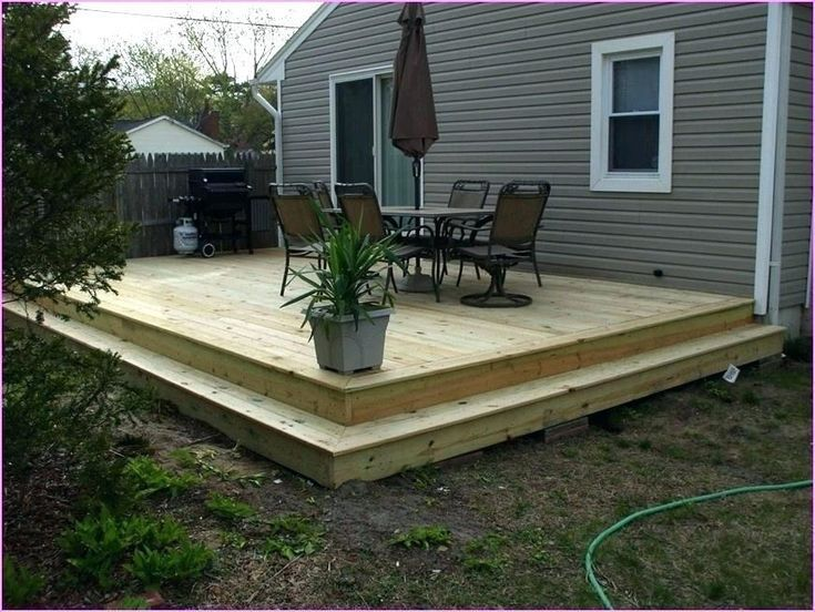 ground level deck ideas ground level wood deck image result for .