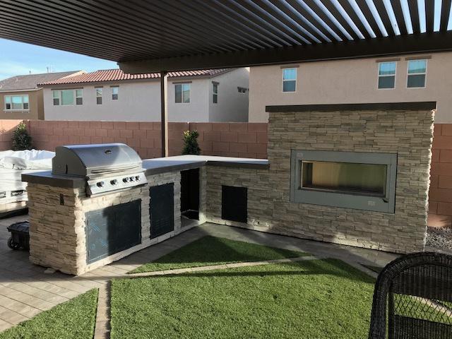 Fire & Water Features   Proficient Patios & Backyard Desi