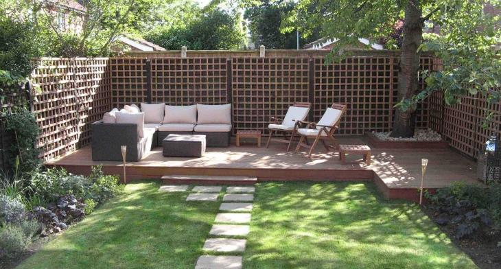 18+ Small Backyard Designs, Ideas   Design Trends - Premium PSD .
