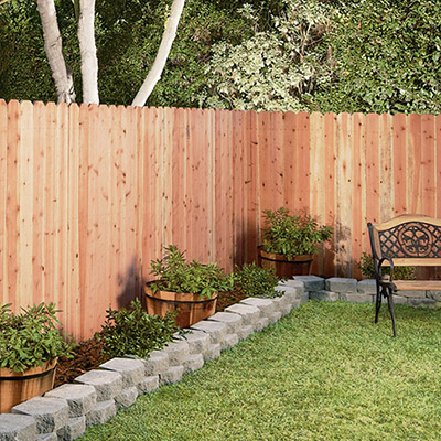 Materials Needed to Build a Fence - The Home Dep