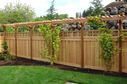 30+ Garden Fencing Ideas (An Inspirational Guide to Build Garden .