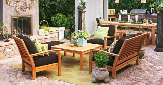 Patio Furniture Ideas | Better Homes & Garde