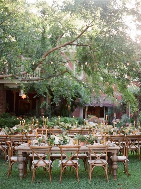 Backyard Garden Party: Pasadena | Archive Renta