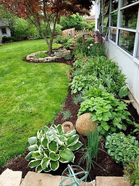 55 Backyard Landscaping Ideas You'll Fall in Love With | Front .