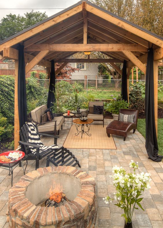 DIY Gazebo Ideas – Effortlessly Build Your Own Outdoor Summerhouse .