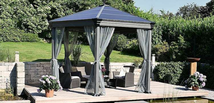 The 5 Best Backyard Gazebos of 2020 - Outdoor Pursui