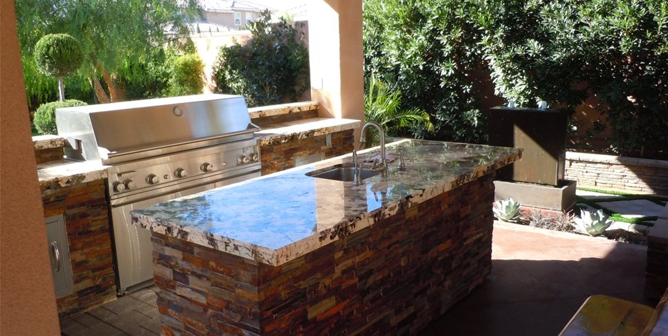 Backyard Kitchen Tips - Landscaping Netwo