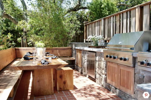 Backyard Kitchen Ideas Just in Time for Summer - Canyon Creek .