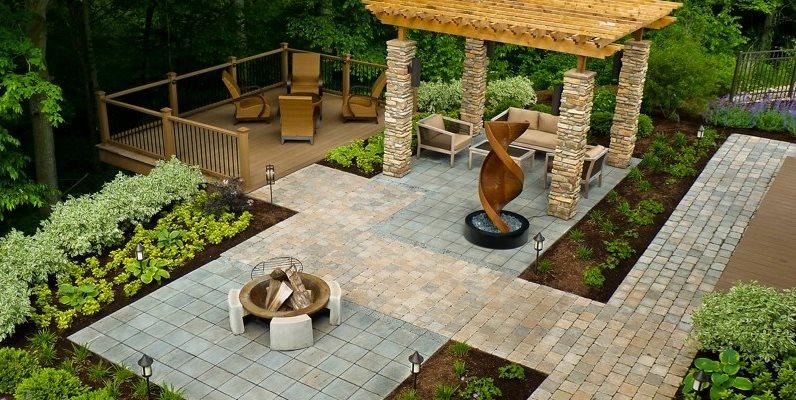 Backyard Ideas   Landscape Design Ideas - Landscaping Netwo