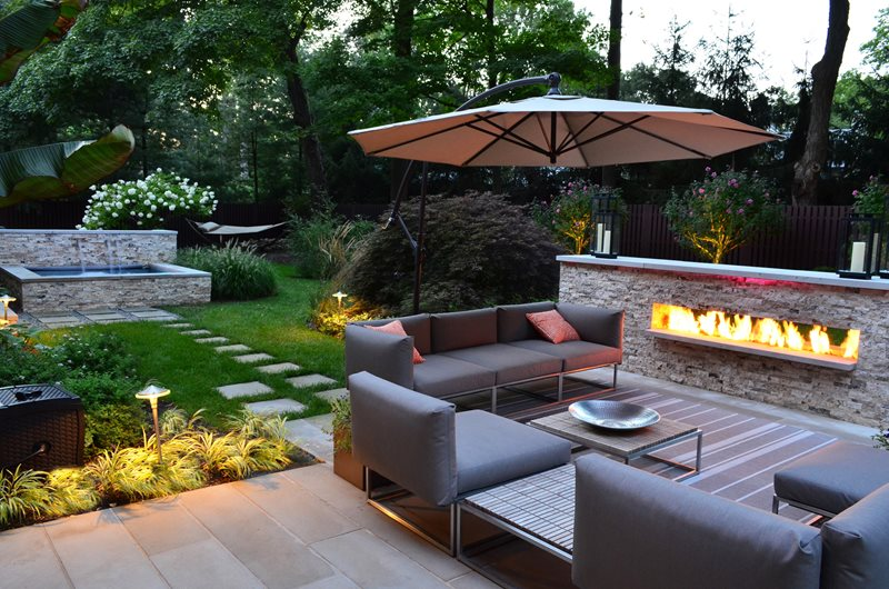 Backyard Landscaping Pictures - Gallery - Landscaping Netwo