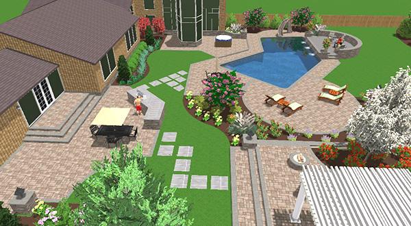 Long Island Landscape Designs - Long Island Landscape Architects .