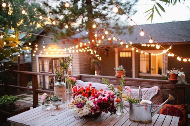 12 Inspiring Backyard Lighting Ideas • The Garden Glo